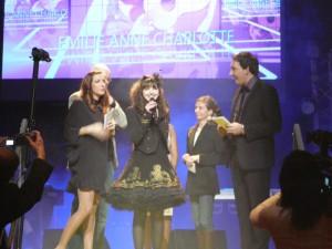 EmilieAnneCharlotte Emilie Anne Charlotte trophées d'arts amiénois