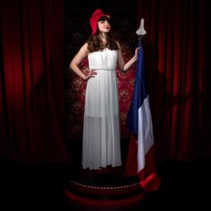 EmilieAnneCharlotte - Marianne - Photographe : Didier Pallages - Copyright: www.pallages.com